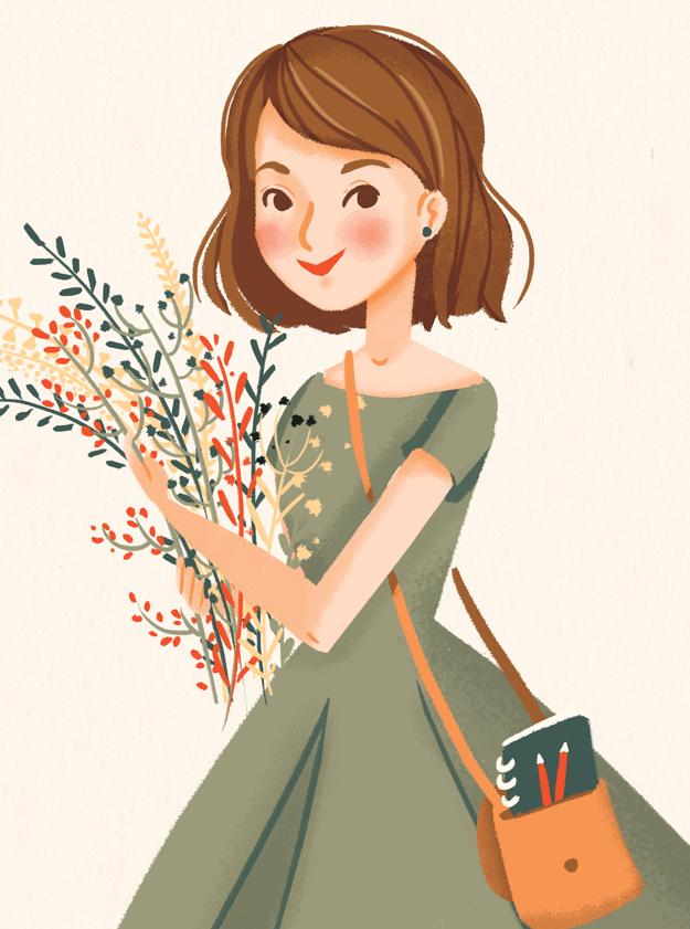 autumn girl3